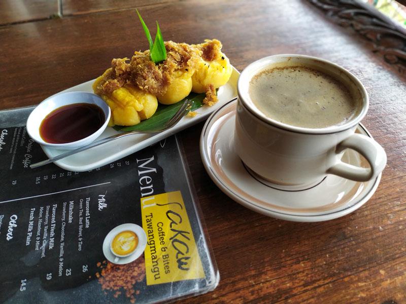 Sakaw Coffee Bali Mengani