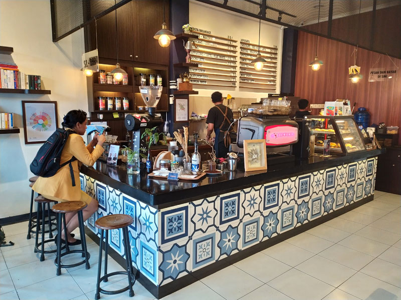 sekutu kopi bar