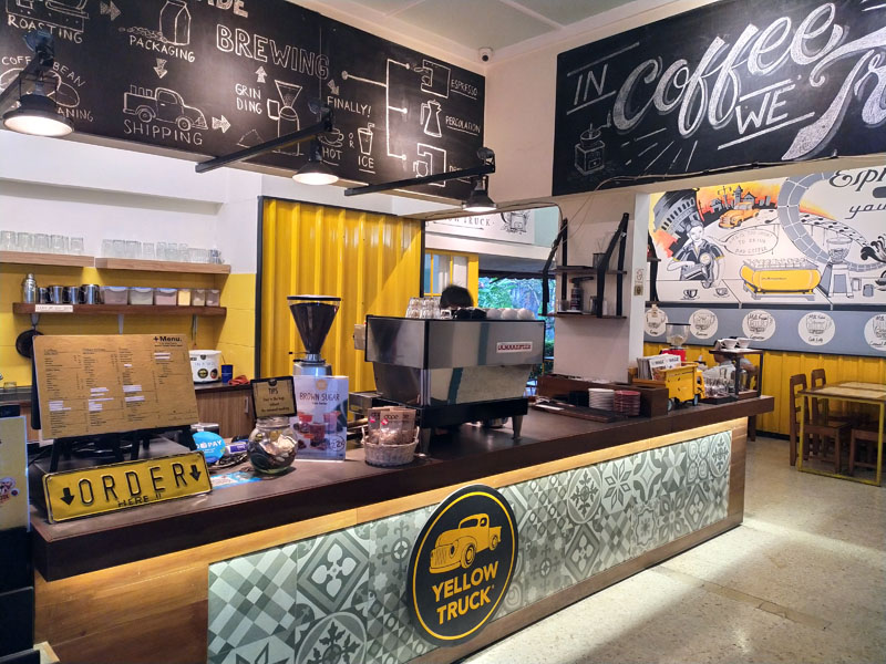 Yellow Truck Coffee Bar